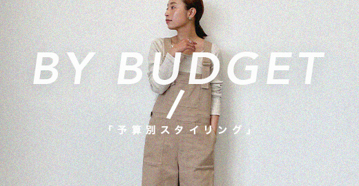 予算別スタイリング
